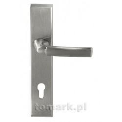 Klamka Specjal do drzwi wejściowych nikiel