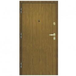 Drzwi wejściowe Domino Płaskie