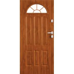 Drzwi wejściowe GTT z szybą - wyprzedaż