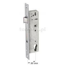 Zamek 92/30 mm MC do drzwi aluminiowych