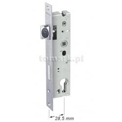 Zamek 92/28,5 mm do drzwi profilowych esco