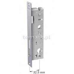 Zamek 32,5 pomocniczy do drzwi aluminiowych esco